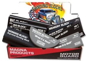 Motor Guard AP-3 Sanding Block Kit