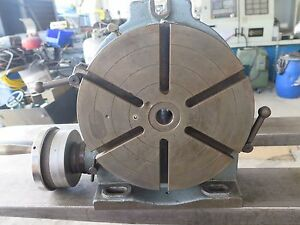 Yuasa 550 050 Horizontal Vertical Precision Rotary Tables