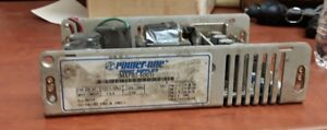 Power one Map80 4001 Power Supply