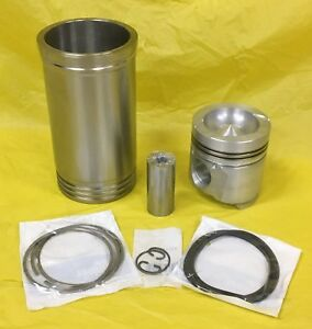 Piston Liner Kit Caterpillar 3300 Engines D6 D7 950 966 973 627 Truck 1684531