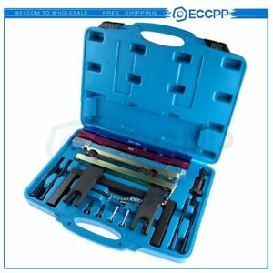 Camshaft Alignment Timing Locking Tool Kit For Bmw N51 N52 N53 N54 N55 Engine