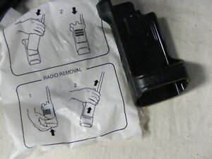 Lot Of 10 Motorola Pmln5709a Carry Holder For Apx 6000 And Apx 8000 Portables