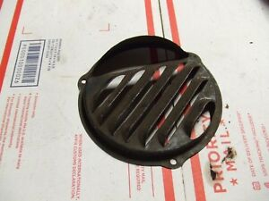1949 52 Chevrolet Fresh Air Vent Cover Grille Kick Panel