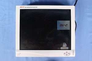 Stryker Sv 2 High Definition Endoscopy Monitor With Warranty Model 240 030 920