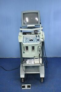 B k B k Medical Hawk 2102 Ultrasound With B k 8806 Transducer With Warranty