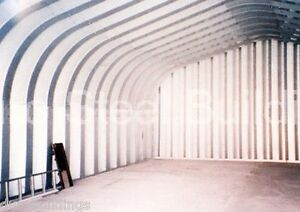 Durospan Steel 16x22x12 Metal Building Structure Open Ends Factory Direct