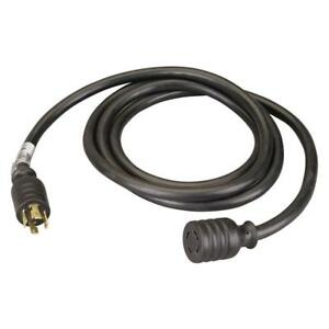 Reliance Controls 10 Ft 30 amp Generator Power Cord Pc3010