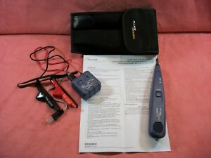 Fluke Networks Pro 3000 Probe And Toner Kit With Case