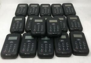 Lot Of 17 Veriphone Vx600 Bluetooth Ios And Android Mobile Pos Pin Pad