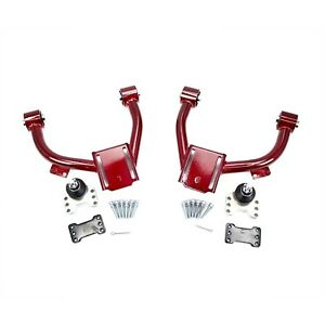 Godspeed Gsp Front Upper Camber Arm Adjustable Kit 01 03 Cl 99 03 Tl Ball Joints