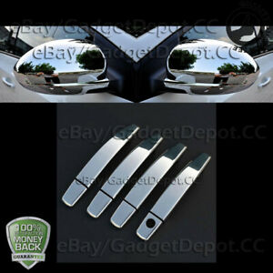 For 2010 2011 2012 2013 2014 Chevrolet Cruze Chrome Mirror Cover Handle Cover