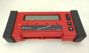 Genuine Snap On Mt2500 Scanner Version 1 8 Computer Only Guc Used Guaranteed