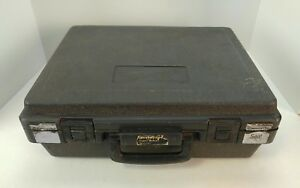 Snap On Tools Mt2500 Scanner Case Only Genuine Empty Pre Owned Used