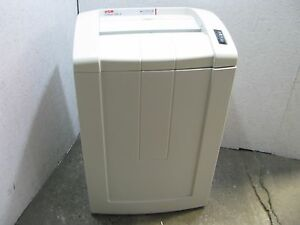 Hsm Classic 390 3 Particle Cut Commercial Paper Shredder