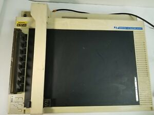 Vintage Graphtec Mp 2300 Xy Plotter read