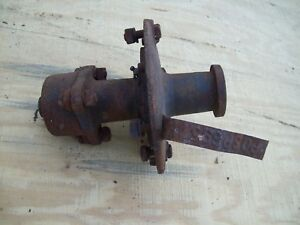 Vintage International Tractor Implement Hub