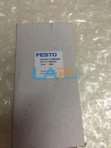 1pc New For Festo Solenoid Valve Lr 3 8 d 7 mini mpa