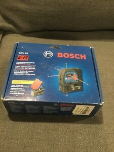Bosch Professional Gpl 5s 5 point Self leveling Alignment Laser