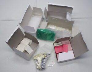 Garment Label Tagging Gun Price Tags Barbs Needles Open Box Bundle