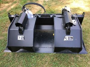 New Tmg 72 Industrial Grapple Attachment For Skid Steer Loaders