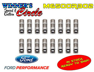 Ford Racing M 6500 R302 Hydraulic Roller Lifters For Ford Small Block Windsor