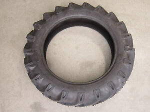 New 8 3 24 Rear Tire Fits 154 Cub Ih Loboy 184 185 8 3x24 6 Ply 8 3 24