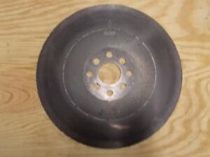 Kaltenbach High Speed Solid Circular Cold Saw Blade 370 X 3 X 50mm 300 Tooth