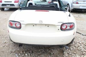 Trunk hatch tailgate Soft Top Fits 06 14 Mazda Mx 5 Miata 198859