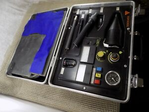 Gema Volstatic Suitcase Portable Commercial Powder Coating Gun Setup Coat