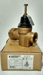 1 Water Pressure Reducing Valve Legend T 6801 New Compact