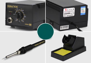 110v 45w 936 Anti static Soldering Station Constant Temperature Electric Iron X