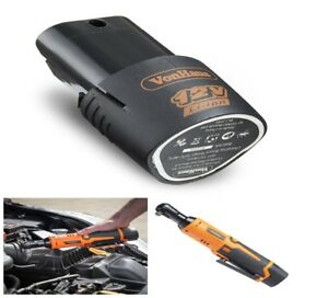 Spare 12v Lithium Ion Battery For The 3 8 And 1 4 Cordless Electric Ratchet
