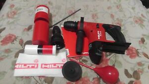 Hilti Te 6 a Cordless Rotary Hammer Drill brand New