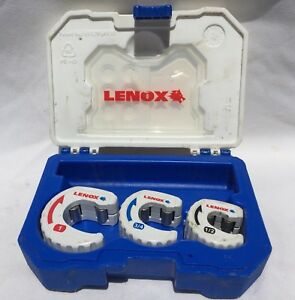 Lenox Tubing Cutter Kit 1 2 3 4 1 Tight Spaces Plumbing Electrical