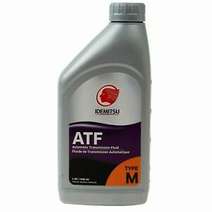 11 Quart Pack Automatic Transmission Oil Atf For Mazda Type M Fluid Not Mercon V
