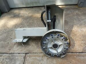 Maco Automatic Tool Changer Model MT412A Cat 40 12 Station
