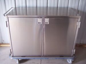 Stainless Steel Case Cart