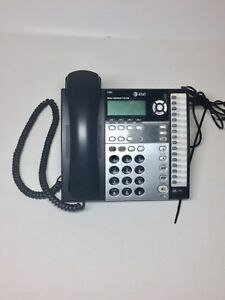 Att At t 1080 4 line Corded Small Business System Office Phone