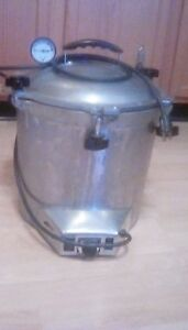 All American Electric Autoclave 25x Used And Working Aa 25x