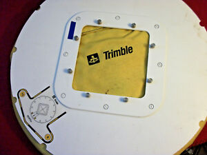 Trimble Gps Geodetic L1l2 Antenna Soft Bag Ground Plan Geo Xt Xh R8 R6 5700 4700