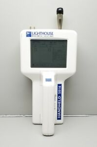 Lighthouse Handheld 5016 Airborne Particle Counter