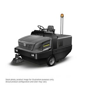 Karcher Km 150 500 Ride On Floor Sweeper Lpg Demo Equipment 1 186 138 0
