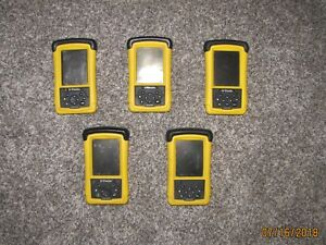 Trimble Recon Data Collectors tested Functional