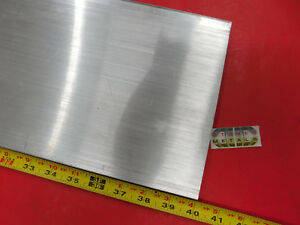 1 2 X 10 Aluminum 6061 T6511 Extruded Flat Bar 40 Long Solid Mill Stock Plate