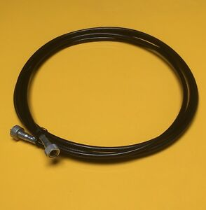 Detomaso Pantera 71 74 Parts Speedometer Cable 15 5mm Late