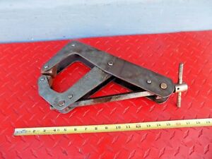 Rare 10 Quick Release Kant twist Clamps non Marking Welding Clamp