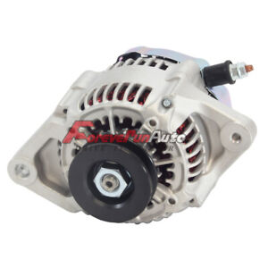 New Alternator For Chevy Mini Denso Street Rod Race 1 Wire 400 52062 12180 Se