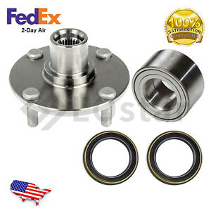 Front Wheel Hub Bearing Assembly Fits 1998 2001 Nissan Altima 2 4l