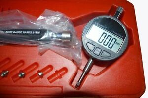 Metric Digital Electronic Dial Bore Gauge 35 To 50mm Cylinder Internal Bore