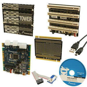 Freescale Tower Twr s12g128 kit